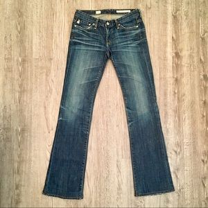 SOLD‼️ AG Adriano Goldschmeid Angel Jeans